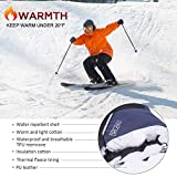 BRIGENIUS Ski & Snow Gloves, Waterproof Winter