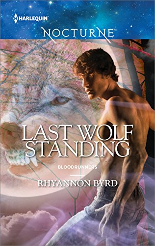 book cover of Last Wolf Standing