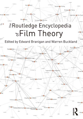 The Routledge Encyclopedia of Film Theory Pdf