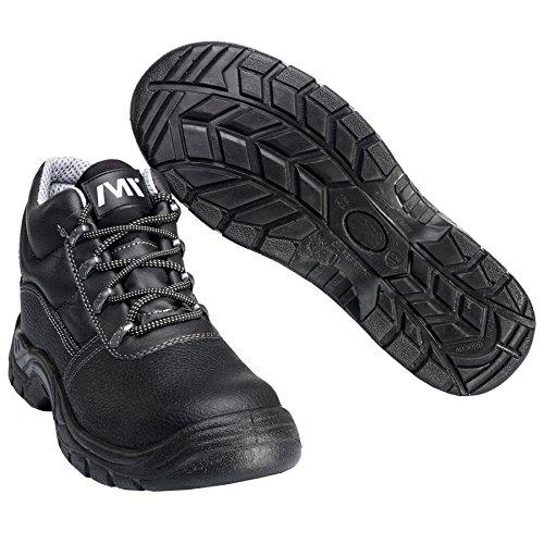 Mascot F0010-921-09-1047 Greenhorn Chaussure de sécurité 10cm/47 Noir