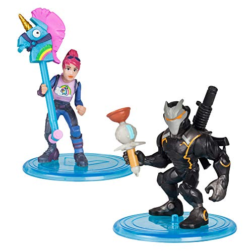Fortnite Battle Royale Collection: Omega & Brite Bomber - 2 Pack of Action Figures
