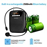 S278 15W Lightweight Portable Rechargeable Mini