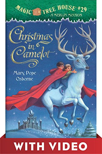 (Christmas in Camelot (Enhanced Edition): Special Video Edition with Songs from the Musical! (Magic Tree House (R) Merlin Mission Book 29))