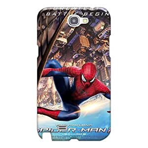 Anti-Scratch Hard Phone Cases For Samsung Galaxy Note 2 With Unique Design High-definition Ant Man Pictures PhilHolmes