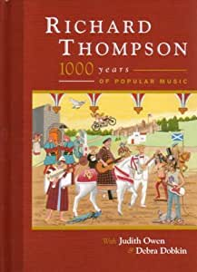 Richard Thompson - 1000 Years of Popular Music (2 CD & 1 DVD Set)