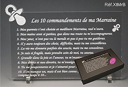 1 Poème Marraine Tototte Spécialiste Des Cadeaux Parrain