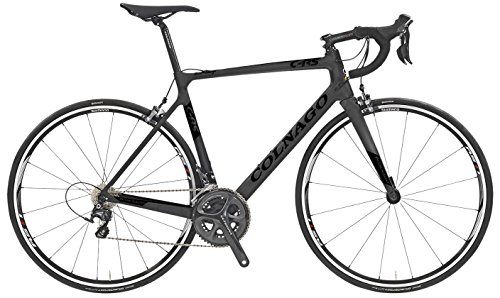 Colnago C-RS ULTEGRA 6800 Road Bicycle, Black, 54cm Colnago America