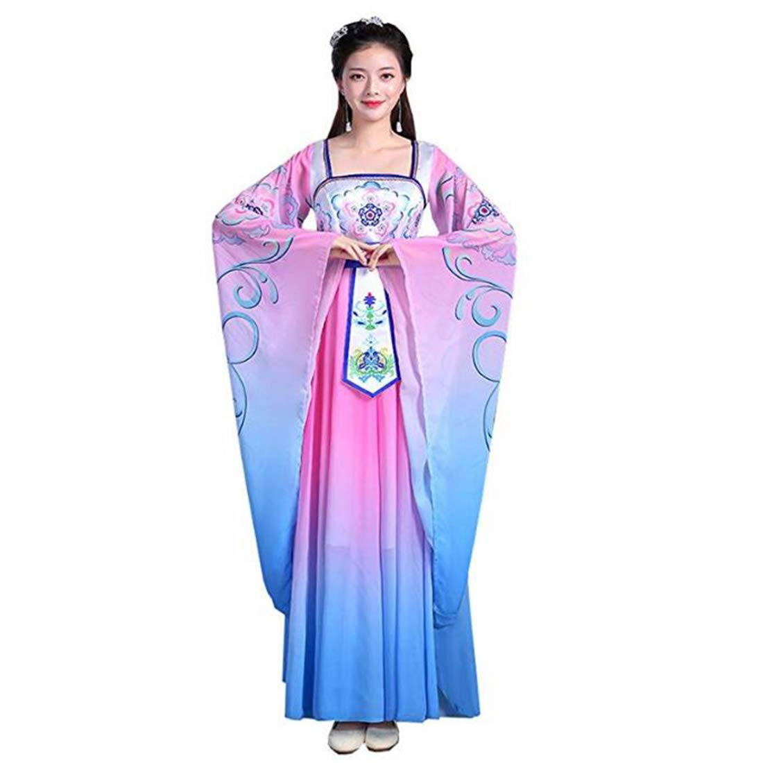 Amazon.com  Ez-sofei Women s Ancient Chinese Traditional Cosplay Costume  Hanfu Dress  Clothing 454640ee4