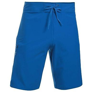 dbd8fa3046 Under Armour Men's UA Stretch Boardshorts Blue Marker/Carolina  Blue/Graphite 29