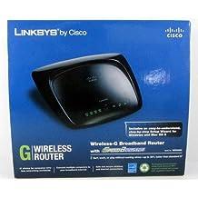 Linksys WRT54GS2 54 Mbps 4-Port 10/100 Wireless G Router (WRT54G)