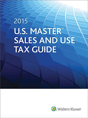 U.S. Master Sales and Use Tax Guide (2015)