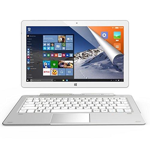 Alldocube ALLDOCUBE White/Silver iwork10 Pro 10.1 Inch Dual System Tablet (Windows10 Android 5.1 19201200 Quad Core 4GB+64GB)