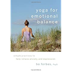 Learn more about the book, Yoga for Emotional Balance: Simple Practices to Help Relieve Anxiety and Depression