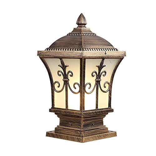 See the TOP 10 Best<br>Antique Brass Outdoor Lamp Post