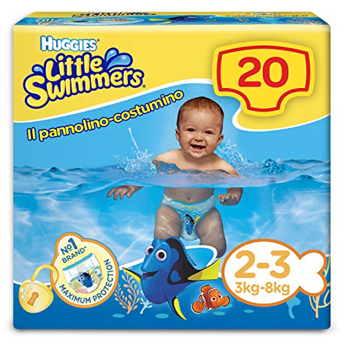 Huggies Little Swimmers, Swimming Nappies