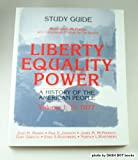 Liberty, Equality, Power : A History of the American People, Murrin, John M., 0155005820