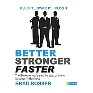 Better Stronger Faster Audiobook