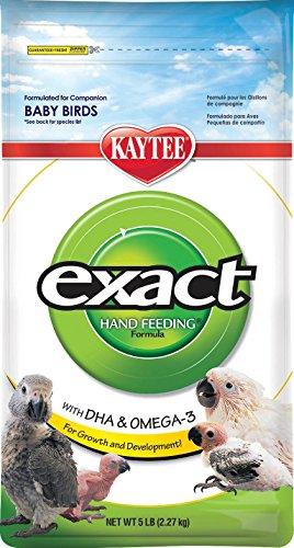 KAYTEE Products INC Exact Hand Feeding Baby Bird 5 Pound