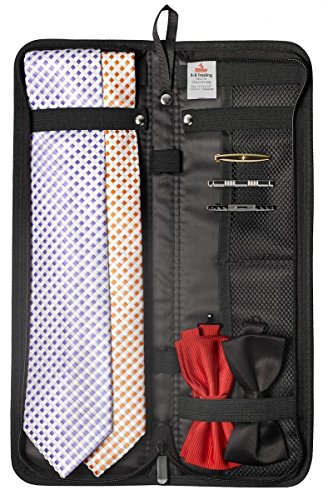 Travel Essentials Travel Tie Cas...