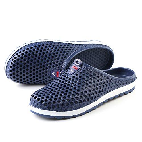 Wasser Damen Dry Quick Sommer Schuhe Sandalen Herren Garten FZDX 162 Leichte Hausschuhe Schuhe Blue HpqCTZ