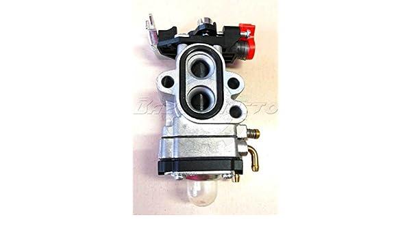 carburador para desbrozadora Kawasaki TJ27 - TJ35: Amazon.es ...