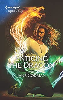 Enticing The Dragon by Jane Godman