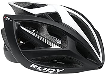 Casco Rudy Project Airstorm Negro-Blanco 2017: Amazon.es: Deportes y ...
