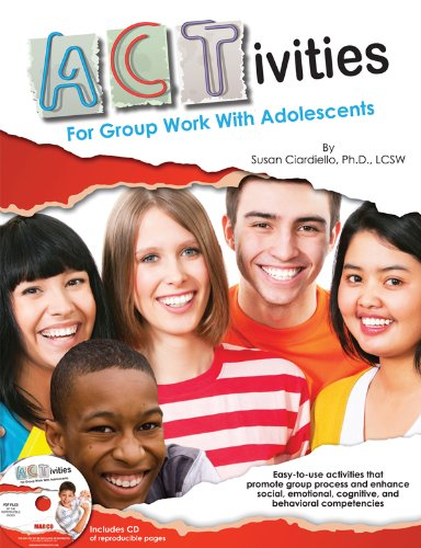 Activities For Group Work With Adolescents & CD