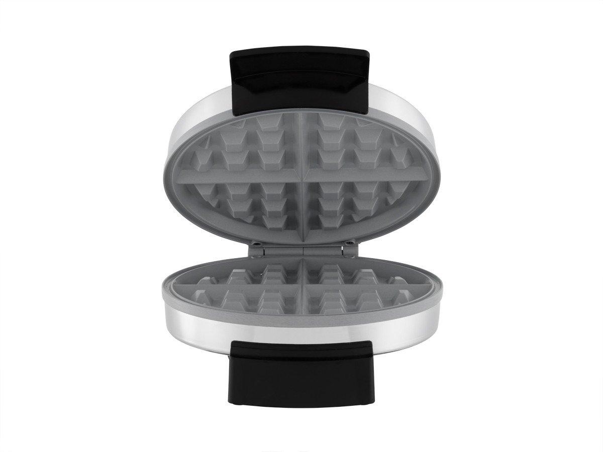 Oster Titanium Infused DuraCeramic Belgian Waffle Maker, Chrome (CKSTWF1502-TECO) by Oster (Image #10)