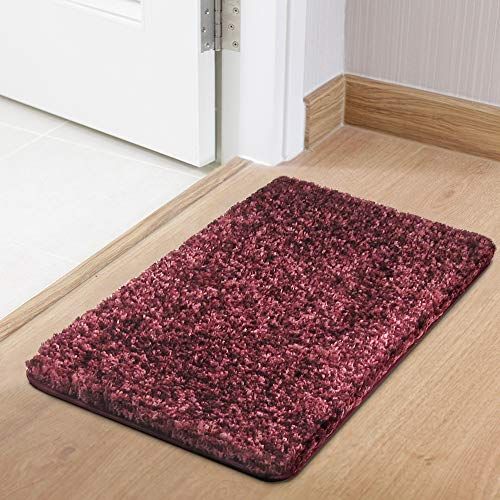 - BEAU JARDIN Large Bath Mats Non Slip Bathroom Rugs 34