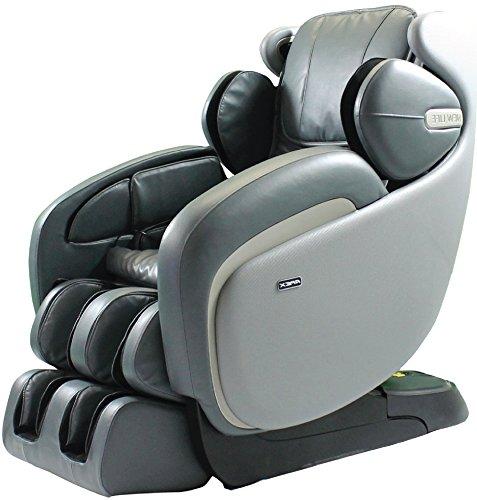Apex APPROULTRAD Model AP-Pro Ultra D Massage Chair, Grey, Excellent Hip Roller, Unique Foot Roller,...