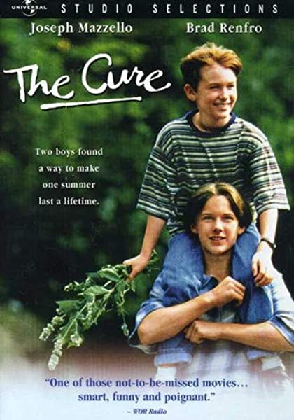 Amazon Com The Cure Joseph Mazzello Brad Renfro Annabella Sciorra Peter Horton Movies Tv