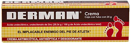 Derman Antifungal Cream, 0.88 Ounce