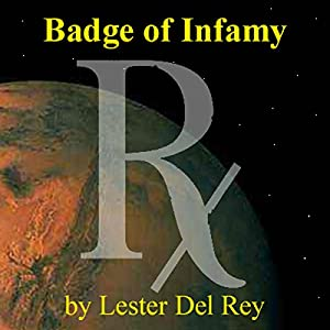 Badge of Infamy Audiobook