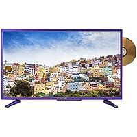 Sceptre E328UD-SR 32 720p LED TV (2018), Purple