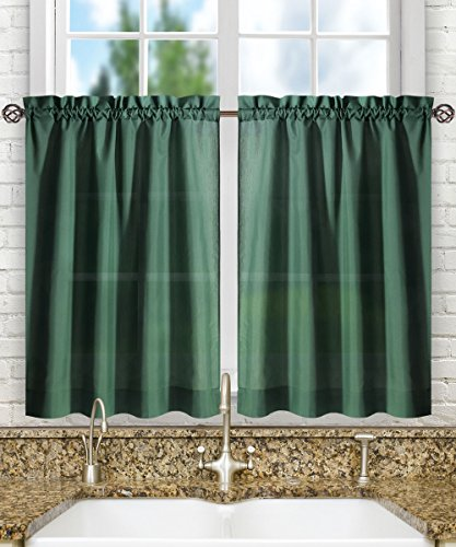 Ellis Curtain Stacey Curtain Tier, 56