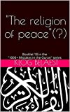 """""""The religion of peace""""(?): Booklet 18 in the"""