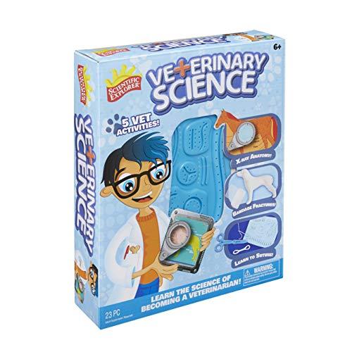 (Scientific Explorer Veterinary Science Kit)