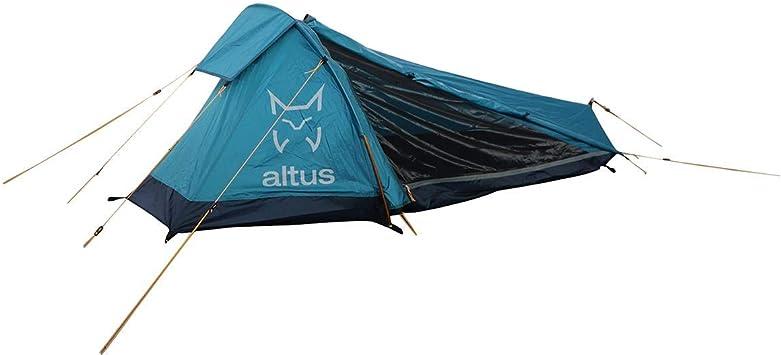ALTUS Tienda de campaña Individual AVIN 1: Amazon.es: Deportes y aire libre
