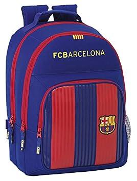 Safta Mochila F.C. Barcelona 1ª Equip. 16/17 Oficial Mochila Escolar, 320x160x420mm: Amazon.es: Equipaje
