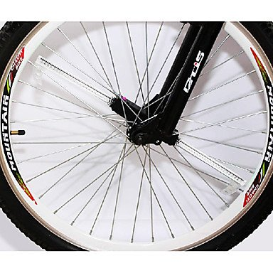 QHY FJQXZ Programmable 48 LED Bicycle Wheel Spoke Decoration Colorful LED Light