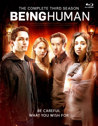 Being Human (Us) - Season 03 [Blu-ray]