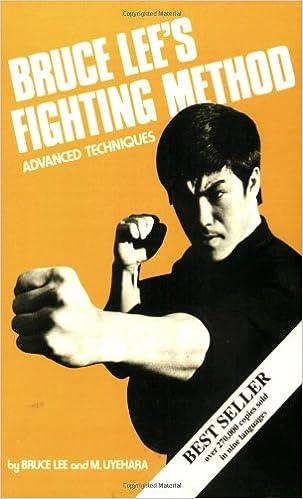 Bruce Lee Fighting Method Book
