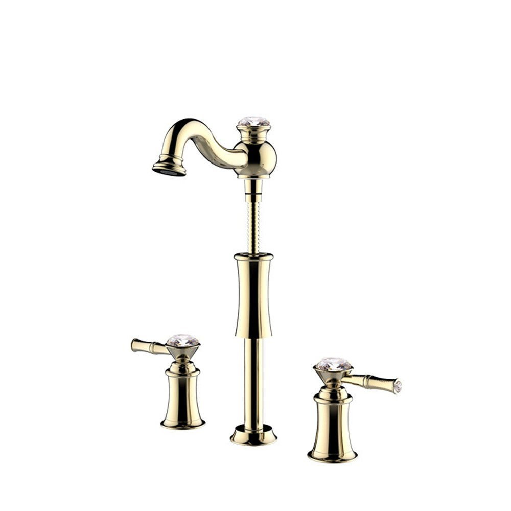 Gyps Faucet Basin Mixer Tap Waterfall Faucet Antique Bathroom Mixer Bar Mixer Shower Set Tap antique bathroom faucet A simple Washbasin Faucet water faucet,Modern Bath Mixer Tap Bathroom Tub Lever