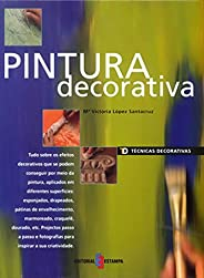 Técnicas decorativas - Pintura decorativa
