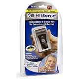 Microforce the Ultimate Wet/dry Shaver