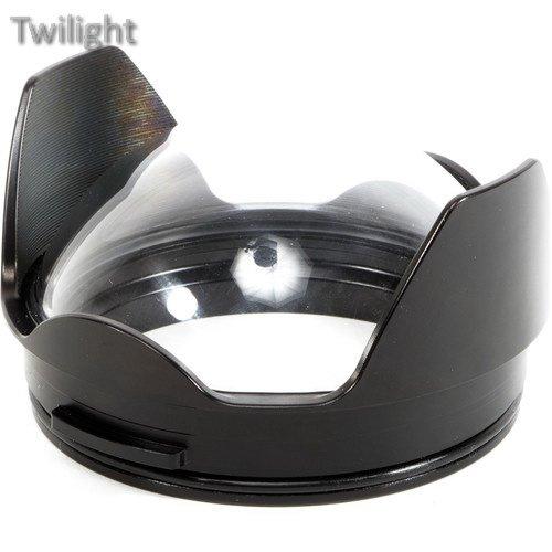AOI DLP-02 Underwater Acrylic Dome Port for Panasonic 8mm Fisheye Lens in Olympus OM-D Housings -
