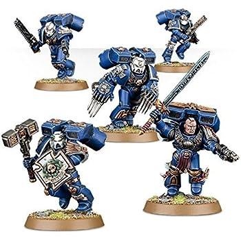 *BITS* Space Marine Vanguard Veteran Squad Torso E