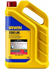 Irwin Strait-Line 65102 5lb Red Chalk