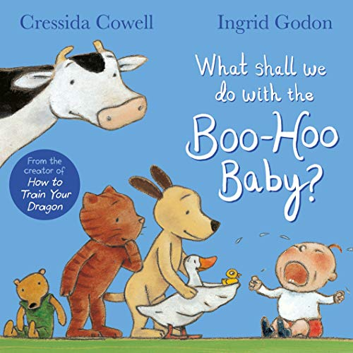 What Shall We Do With The Boo-Hoo Baby? from Macmillan Children's Books